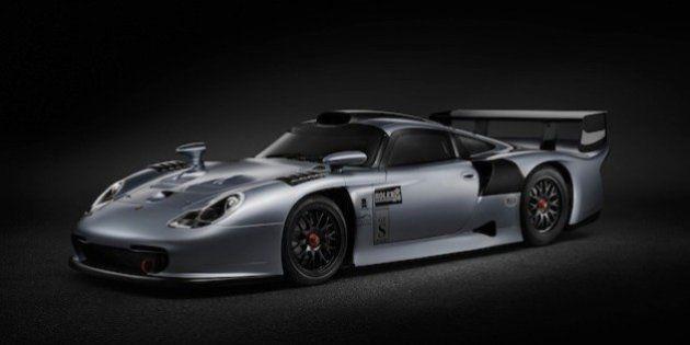 落札予想価格は3億円以上。ポルシェの超レアなレースカーがオークションに出品