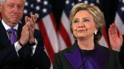 クリントン氏が敗北宣言