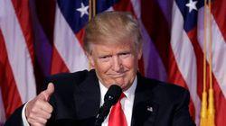 トランプ新大統領が勝利宣言「私は全てのアメリカ人の大統領になる」(演説詳細)