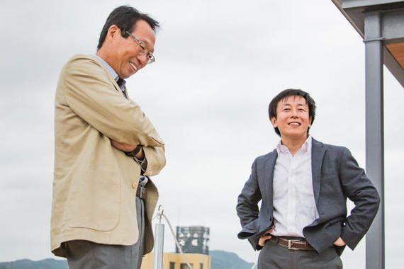 「おかしいことをおかしい」と組織で言うには、1人で食えるだけの自立が必要──岡田武史×青野慶久