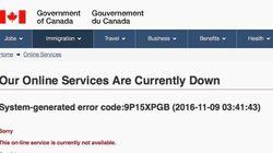 カナダ移民局のサイトがダウン。アメリカ人が本気で国外逃亡を考えているらしい【アメリカ大統領選】