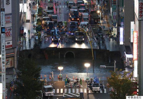 【博多駅前陥没事故】高島宗一郎・福岡市長の情報発信に称賛の声