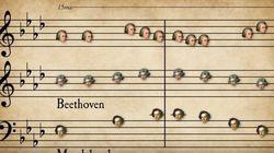 モーツァルト、ショパン、ベートーベン...クラシック57の名曲をリミックスしたら凄いのができた【動画】