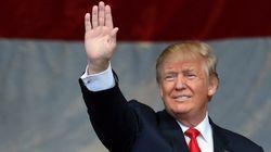 トランプ氏が当選確実、クリントン氏を破る【アメリカ大統領選】