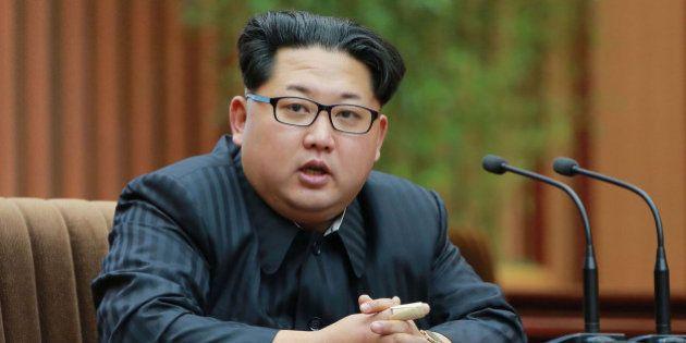 金正恩氏「核弾頭を搭載できる弾道ミサイル、近く発射実験」