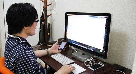「会話のバリアフリーを実現したい」僕が聴覚障害者のために音声文字化アプリを作る理由