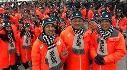 葛西紀明、平昌オリンピック本戦はチャック閉める宣言 安倍首相から激励され気合い
