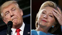 神風でも吹かない限り、第45代アメリカ大統領はヒラリーだ!
