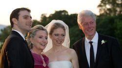 クリントン夫妻の一人娘、財団の資金を結婚式費用に? ウィキリークスが暴露