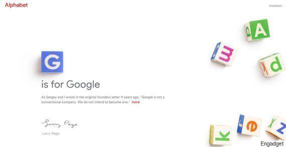 Google創業者ラリー・ペイジが新会社Alphabet設立、Googleを子会社化