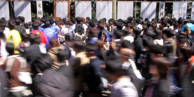 求められる人物像、大学受験に見る日米の価値観