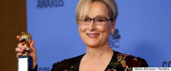 トランプ次期大統領、メリル・ストリープをこき下ろす「過大評価された女優だ」
