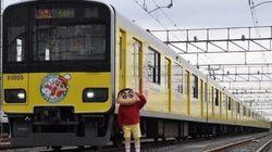 春日部市と『クレヨンしんちゃん』と東武鉄道