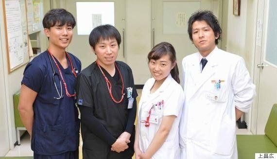 福島県浜通りの医療支援は、若き医師を成長させる