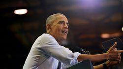オバマ大統領、トランプ氏への攻撃激化「他に類を見ないほど大統領の資格がない」