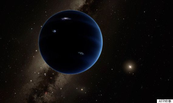 第9番惑星、太陽系の果てに存在か アメリカの大学が予測、どんな星?