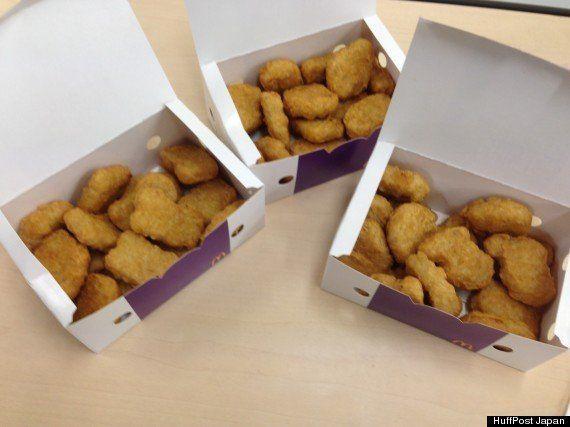 マクドナルドのチキンナゲットは本当に鶏肉からできているのか
