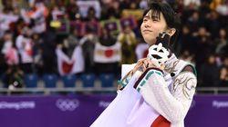 羽生結弦、オリンピック連覇 直後のインタビューで溢れたのは感謝「支えられて生きてきました」
