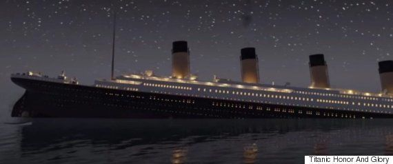 タイタニック号沈没の原因は火災?