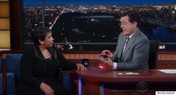 司法長官がテレビのトークショウ番組でAppleに対するFBIの姿勢を擁護...ユーザーの求めには応じよと
