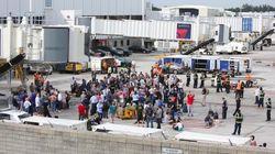 フロリダの空港で銃乱射、5人死亡「容疑者は射撃訓練のように引き金を引いた」