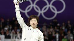 小平奈緒が金メダル 平昌オリンピックで五輪記録 スピードスケート女子500メートル