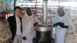 飢餓のない世界を目指して スーダンで活躍する日本人