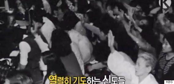「シャーマンに国を任せた」韓国で怒り広がる。朴槿恵大統領と崔順実氏を結んだ宗教とは(動画)