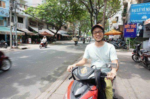 ベトナムをエンターテイメントという切り口で発信する!~『べとまる』編集長ネルソンさんの、クリエイティブなことで飯を食うという働き方~
