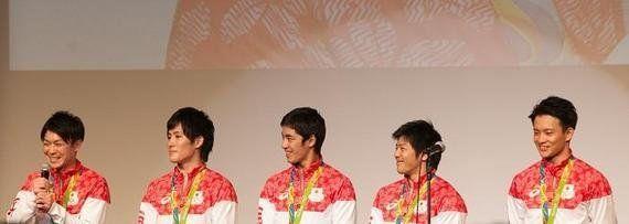 自分たちの体操で過去を越え、未来をつくりたい──団体金メダルを獲得した体操男子団体チームの12年