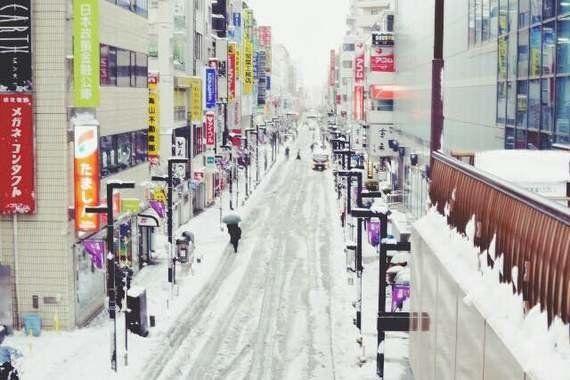 【雪に弱い東京、新交通アプリ待望論】~働き方の見直しも~