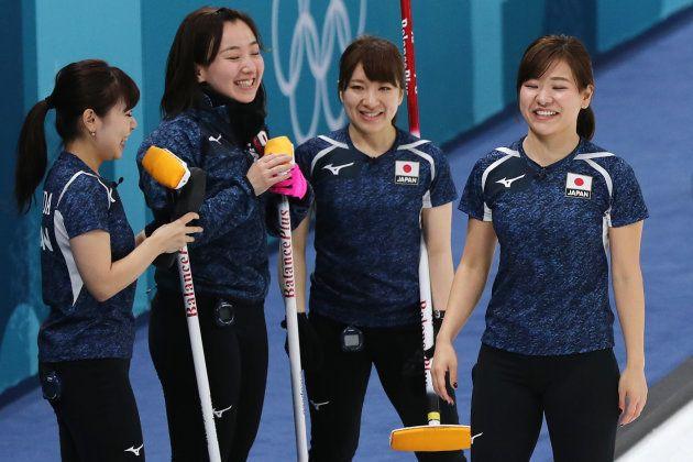 Chinami Yoshida, Satsuki Fujisawa, Yumi Suzuki, and Yurika Yoshida (Photo by Maddie Meyer/Getty