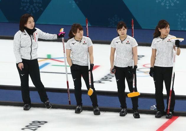 Satsuki Fujisawa, Chinami Yoshida, Yumi Suzuki and Yurika Yoshida (Photo by Robert Cianflone/Getty