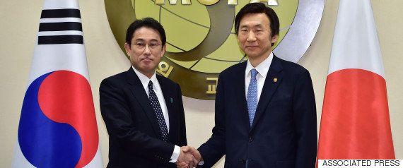 韓国・釜山の慰安婦像に対抗措置 日本政府、駐韓大使らに一時帰国を指示