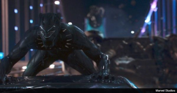 映画『ブラックパンサー』、全米の初週週末興収で歴代5位の好スタート