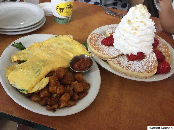 ワイキキ・トランプホテルで朝食を......食べてみた【アメリカ大統領選】