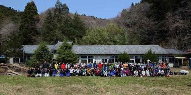 東日本大震災から5年。廃校が「モリウミアス」に生まれ変わるまで