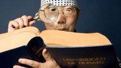 「今年の漢字」ならぬ「今年の英単語」発表