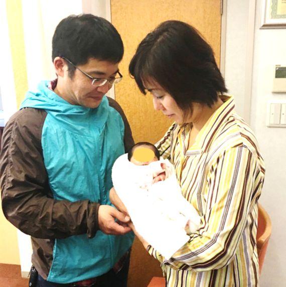 初めての赤ちゃん縁組、実現しました!!