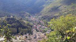 イタリア中部地震M6.5概況と地震前の被災地、ノルチャ・カステッルッチョ・ヴィッソ・プレーチ