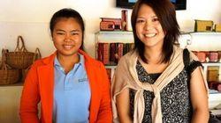 カンボジアへのきっかけは、Facebookでの「社会人インターン募集」のお知らせだった
