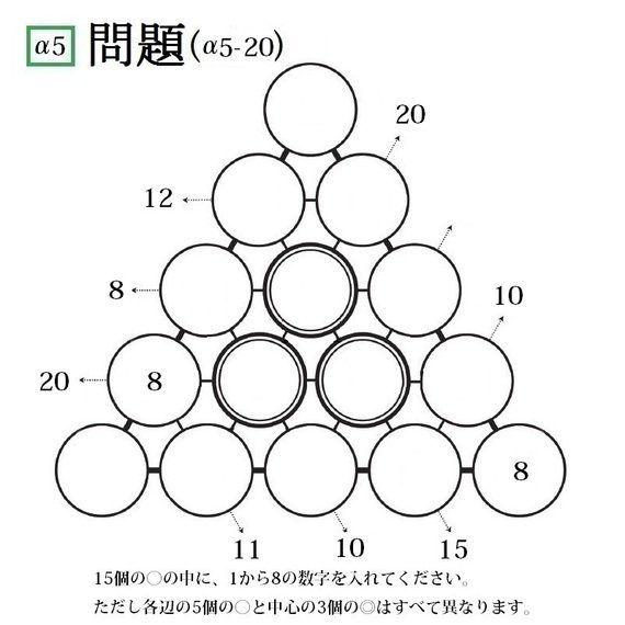 三角パズルに挑戦! 第42回(簡単な三角パズルを作ってみましょう!)