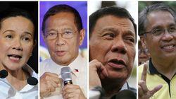 実績か清廉か フィリピン大統領選の構図固まる