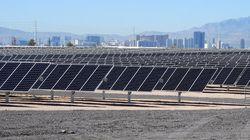 ラスベガス市の公共施設、2016年末に「電力100%再生可能エネルギー」を達成