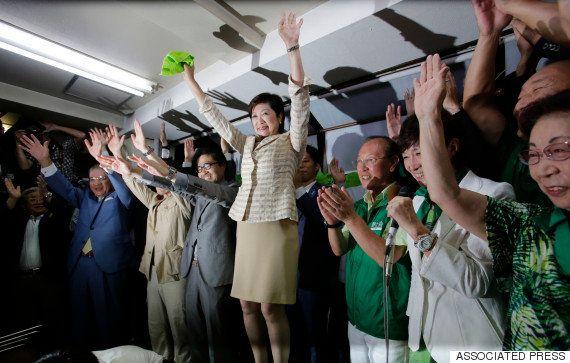 小池百合子氏の政治塾「希望の塾」は小池新党への布石?