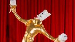 片足のパラリンピック選手、ディズニーの仮装でハロウィンの話題をさらう(画像)