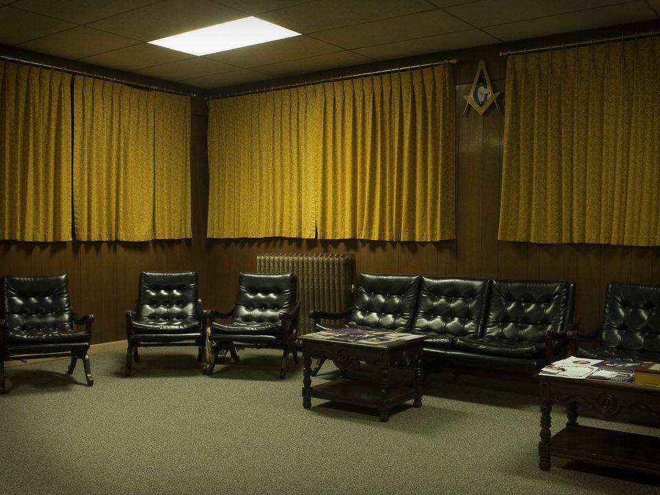 世界最古の秘密結社フリーメイソン、カメラマンをその閉ざされた扉の向こうに招き入れる(画像集)
