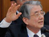 班目春樹氏、菅直人元首相をマンガでこき下ろす「マッカーサー気取り」