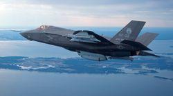 F35B戦闘機、護衛艦「いずも」と「ひゅうが」での運用を調査していた。