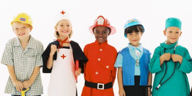 Children in occupational